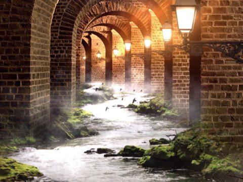 占い 川の流れ
